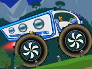 разни игра Космически камион