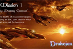 аркадни игра Драконовско небе