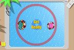фънски игра Poolside Sumo