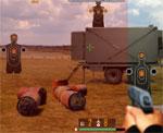 бойни игра Военно стрелбище
