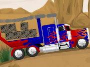 разни игра Transformers Truck