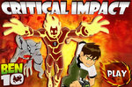 бойни игра BEN 10 CRITICAL IMPACT