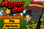 бойни игра Агент Б10