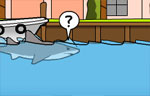 фънски игра Акулата
