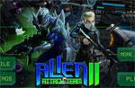 Отборни игра Извънземен отряд