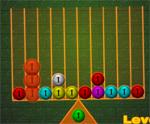 IQ игра Баланс с топки
