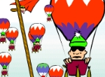 бойни игра Балони