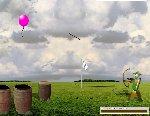 аркадни игра Спукай балоните