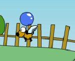 фънски игра Barnyard Balloon