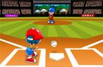 спортни игра Бейзбол Х