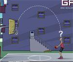 спортни игра Баскетболни забивки