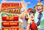 спортни игра Бейзболно взривяване