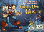 фънски игра Pirates of the Caribbean - Cursed Cave Crusade