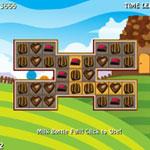 IQ игра Шоколадов пъзел