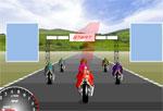 спортни игра Състезание с мотори