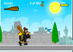 аркадни игра Черният Рицар