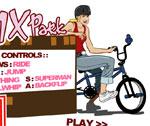 спортни игра BMX каскади