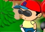аркадни игра Bomber Kid