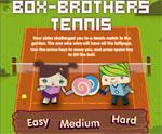 спортни игра Тенис на корт