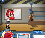спортни игра Боксова тренировка