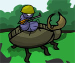 разни игра Бойно поле на мравките
