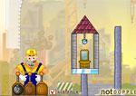 разни игра Събаряне на сгради
