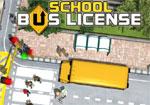 разни игра Училищен автобус