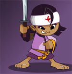 бойни игра 3 Нинджа