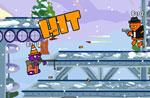 бойни игра Тежка стрелба
