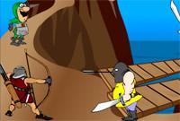 бойни игра Пазач на замъка