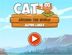 разни игра Пътуващата котка
