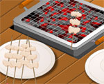 фънски игра Приготви барбекю