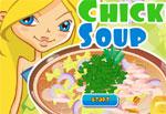 разни игра Пилешка супа