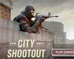 бойни игра Стрелба в града