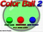 разни игра Цветни топки