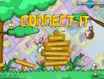 IQ игра Connect It