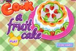 разни игра Плодова торта