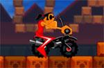 спортни игра Луд моторист