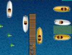 фънски игра Паркирай лодката