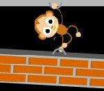 фънски игра Down Wall
