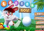 фънски игра Великденски голф