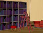 IQ игра Измъкни се от библиотеката