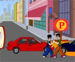фънски игра Паркиране