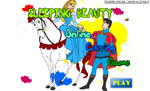 аркадни игра Sleeping Beauty Online Coloring Game