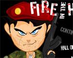 бойни игра Огън на терена 2