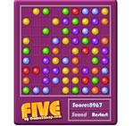 IQ игра Събери по пет