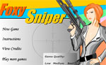 бойни игра Фокси Снайпер