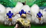 спортни игра Американски футбол 3