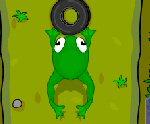 фънски игра Frog Race