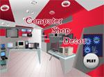 аркадни игра Computer Shop Decor